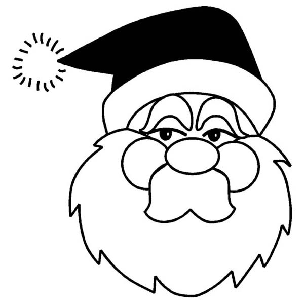 Christmas, : Bad Children Will Not Get Any Christmas Present This Year on Christmas Coloring Page