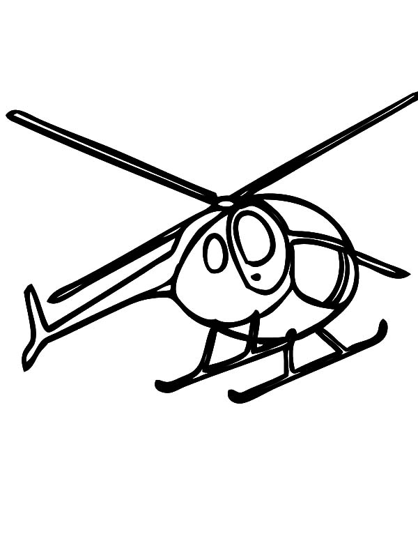 Helicopter, : helicopter