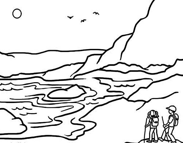 Days Creation, : Days of Creation in Picture Coloring Pages