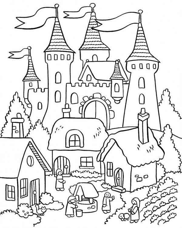 Home On The Prairie, : Home on the Prairie Coloring Pages