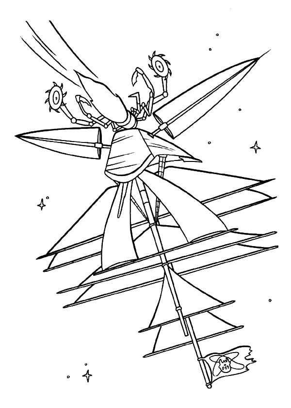Treasure Planet, : Treasure Planet John Silver Pirate Ship Coloring Pages