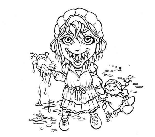 little house coloring pages - photo#13