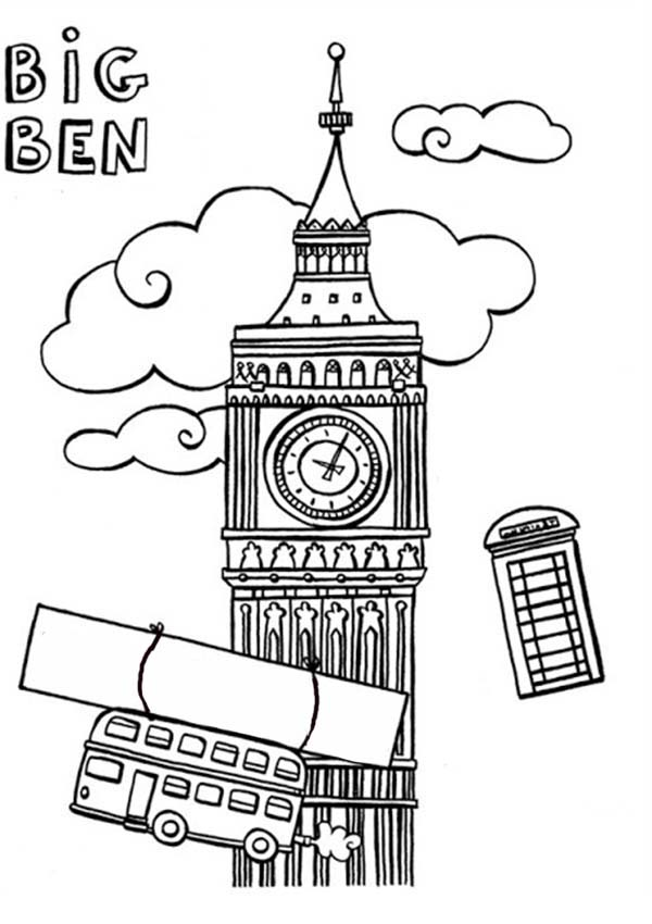 Coloring Pages England