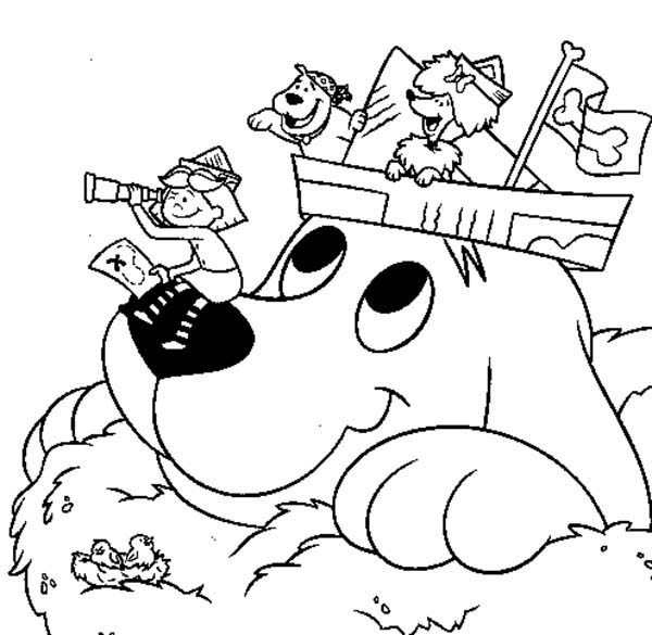 Cute Dog Coloring Pages Pictures - Whitesbelfast | 585x600