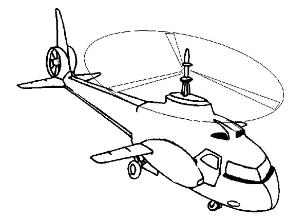 Helicopter, : Coast Guard Helicopter Coloring Pages