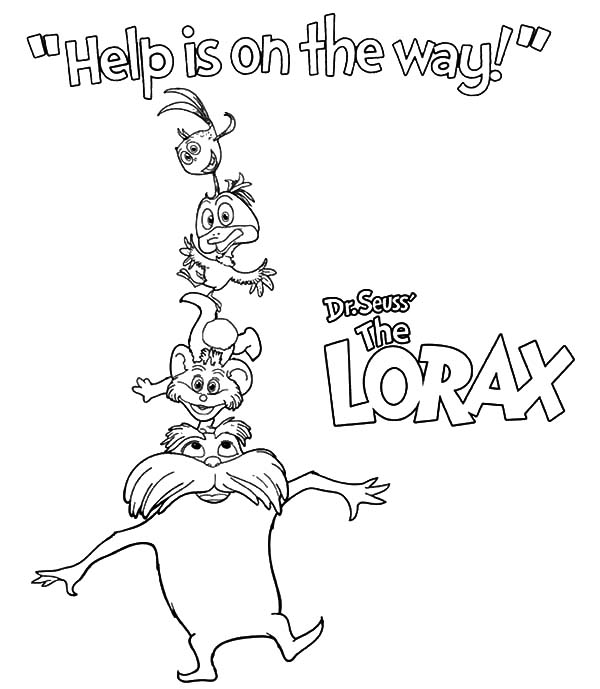 Online free coloring pages for kids coloring sun part 25 for Dr seuss coloring pages