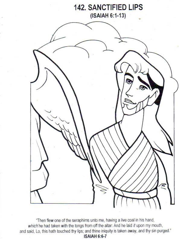 King Nebuchadnezzar, : IsaiahSanctifiedLips