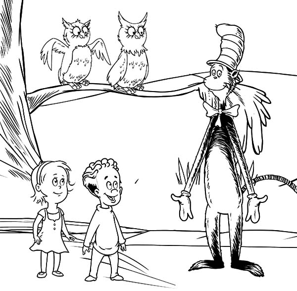 The Lorax, : The Lorax Coloring Pages